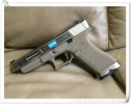 WE Glock 34 WET 開箱