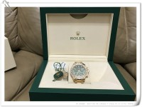ROLEX 116508 green dial入手